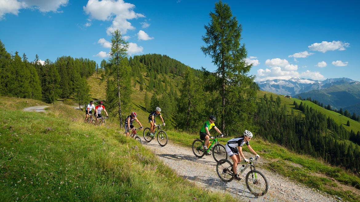 Cycling Tours in the Mountains
