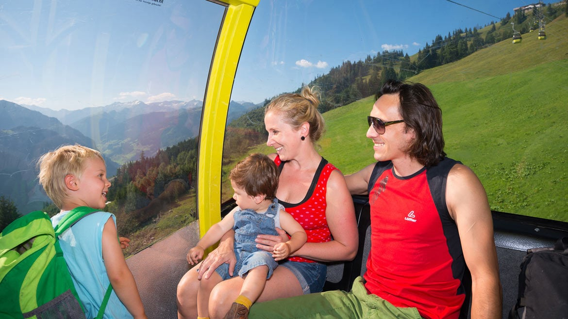 Experience the Mountain Cable Car