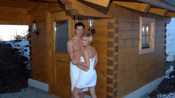 For the true sauna enthusiasts among you…