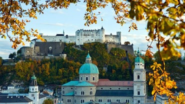 The most famous attractions in Salzburger Land